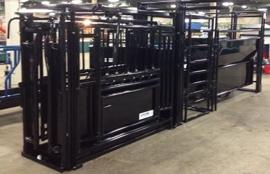 Herdpro Cattle Squeeze Chute System