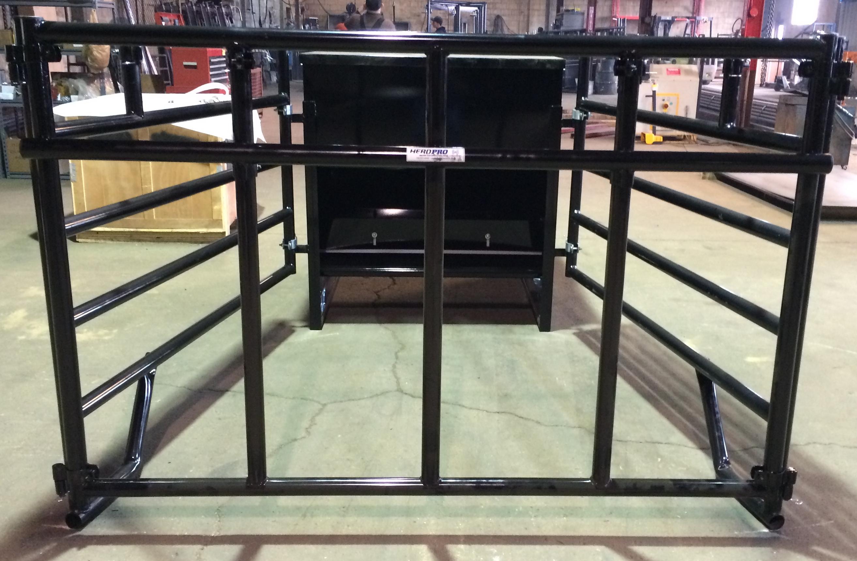 Calf Creep Feeder box with gates_clip