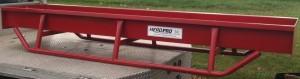 HerdPro 10' Metal Feed Bunk
