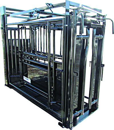 Herdpro Squeeze Chute with Headgate