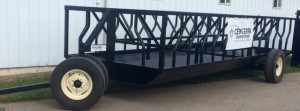 20' Feeder Wagon