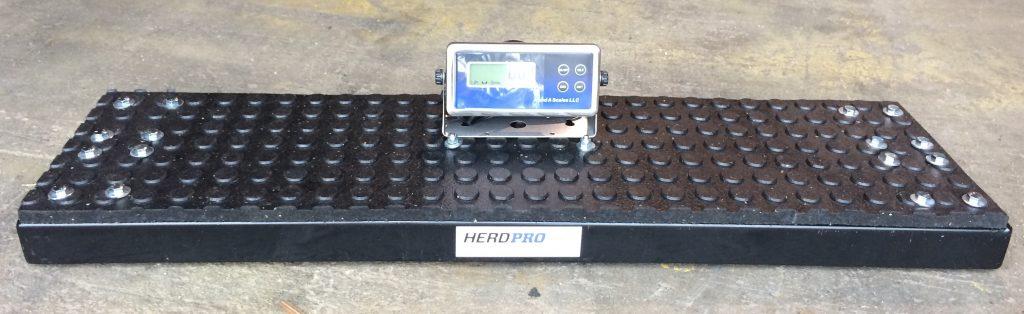 HerdPro scale platform